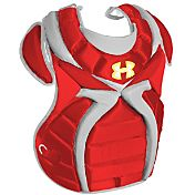 Under Armour Intermediate Pro Fastpitch Catcher's Chest Protector