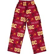 USC Authentic Apparel Youth USC Trojans Cardinal Fanning Lounge Pants