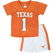 University of Texas Authentic Apparel Toddler Texas Longhorns Starter Football Set