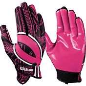 Wilson Youth ''Hope'' Receiver Gloves