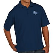 Antigua Men's North Carolina Tar Heels 2017 NCAA Men's Basketball National Champions Pique Performance Polo