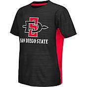 Colosseum Athletics Youth San Diego State Aztecs Scarlet Vault T-Shirt