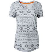 Field & Stream Women's Printed Slub T-Shirt