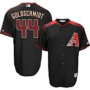 Majestic Youth Replica Arizona Diamondbacks Paul Goldschmidt #44 Cool Base Alternate Black Jersey