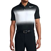 Nike Men's TW Mobility Majors Golf Polo
