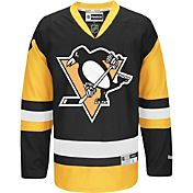 Reebok Men's Pittsburgh Penguins Premier Replica Home Blank Jersey