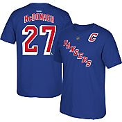 Reebok Men's New York Rangers Ryan McDonagh #27 Player Royal T-Shirt